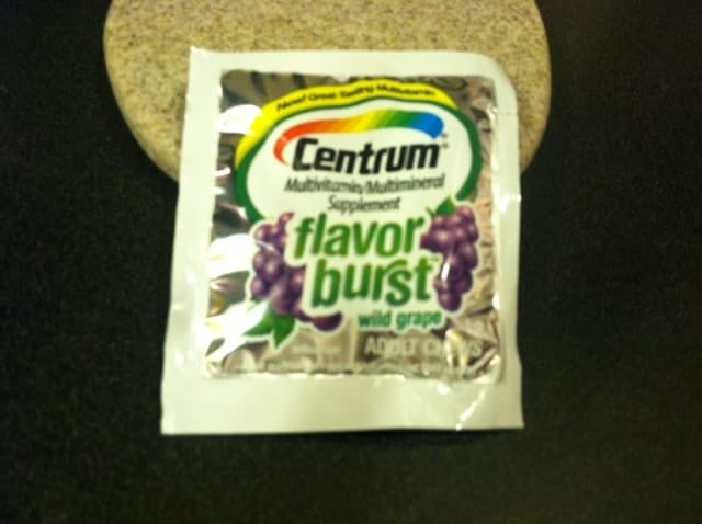 Centrum Flavor Burst Review