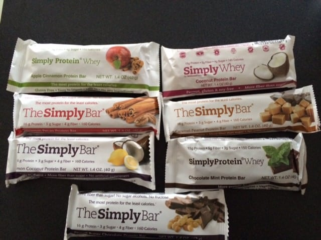 The Simply Bar and Protein Chips {Review}