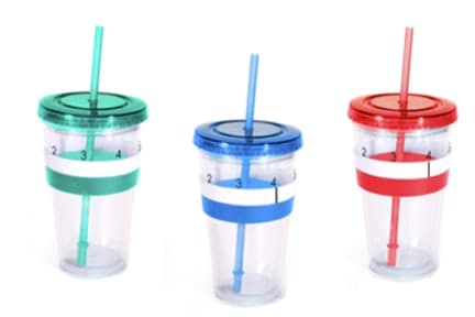 AquaTally Hydration Cup {Review}