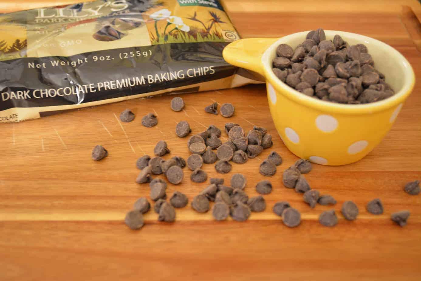 Low Sugar Pudding Bites - Bariatric Bits