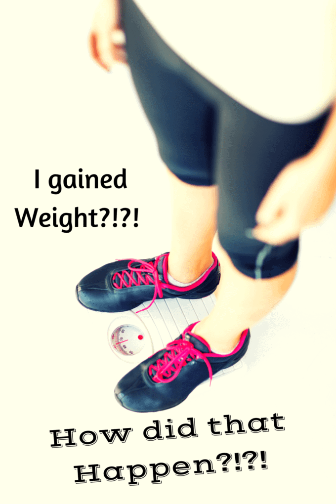 How did I gain weight?