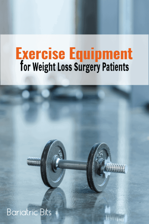 Exercise Equipment for Weight Loss Surgery Patients